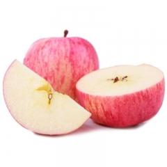 平谷自产红富士苹果一箱12个