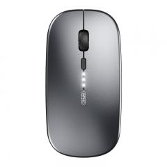 英菲克PM1无线鼠标可充电式办公游戏适用于苹果mac笔记本电脑台式USB通用