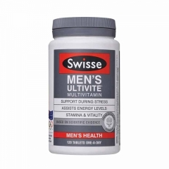Swisse男士复合维生素片 120粒