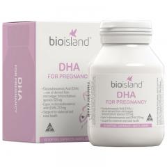 Bio Island 孕妇DHA 60粒