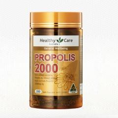 Healthy Care蜂胶2000mg 200粒
