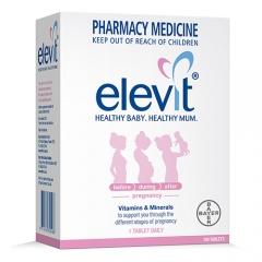 Elevit/爱乐维 孕妇复合维生素营养片 100片