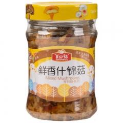 百山祖 鲜香什锦菇 香辣 190g